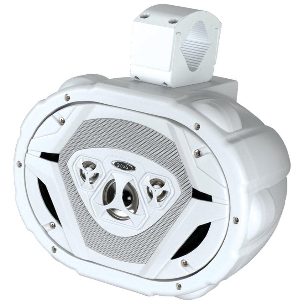 Корпусная акустическая система BossAudio Marine MRWT69W (6x9, 550 Вт.) корпусная мебель