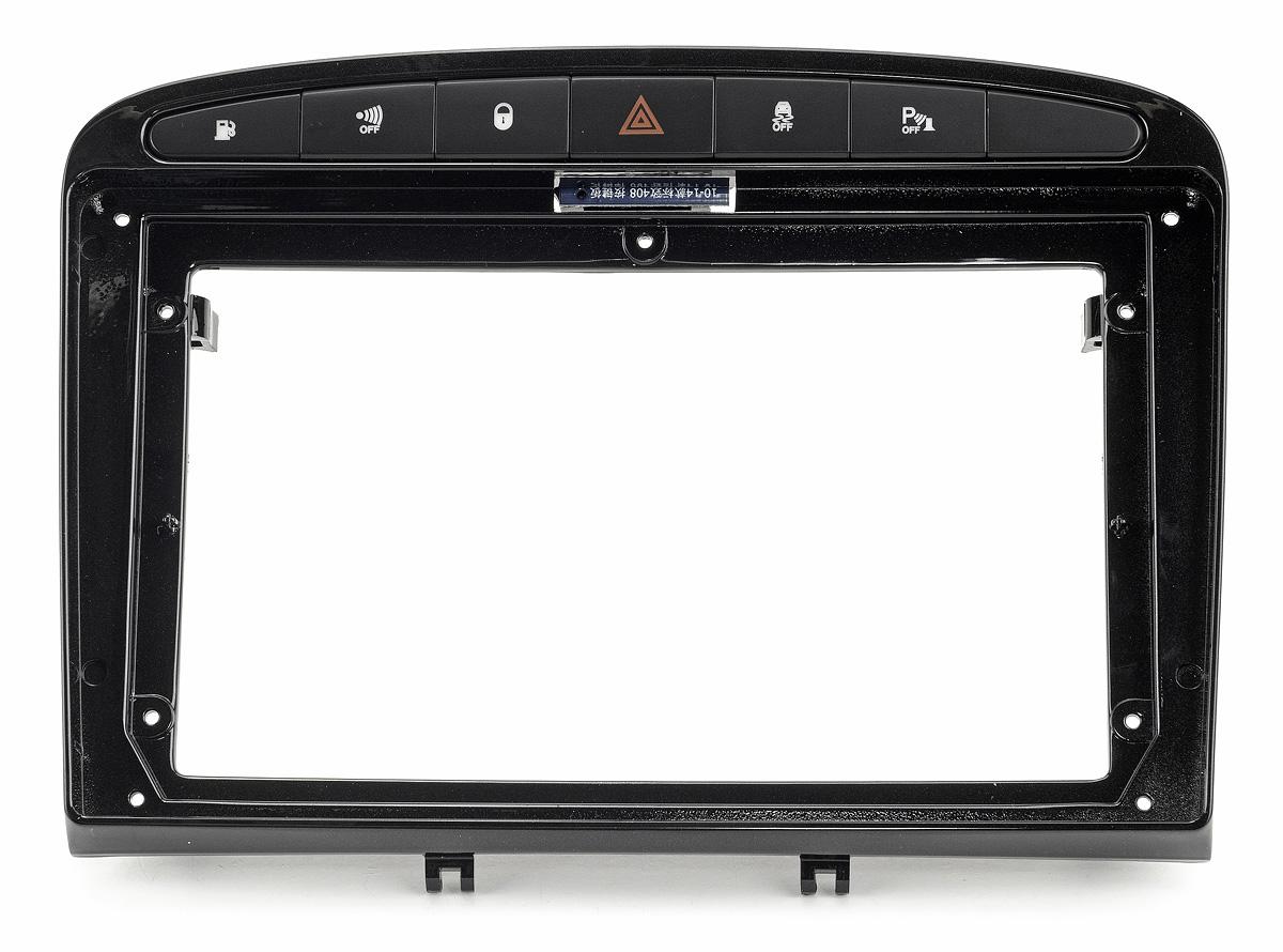 Переходная рамка Intro RFR-FC244 для XTA PEUGEOT 308, 408 BLACK, 9