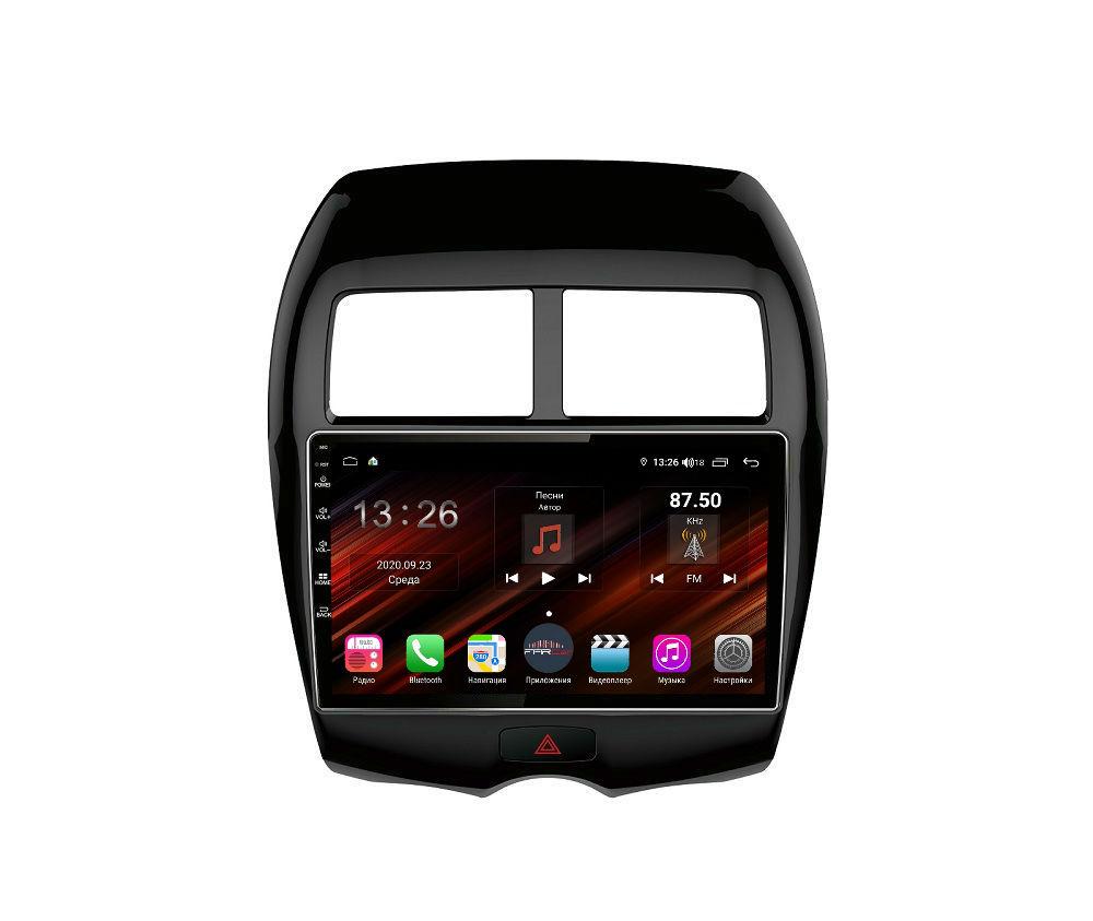 Штатная магнитола FarCar s400 Super HD для Mitsubishi Asx, Peugeot 4008, Citroen Aircross на Android (XH026R) (+ Камера заднего вида в подарок!)