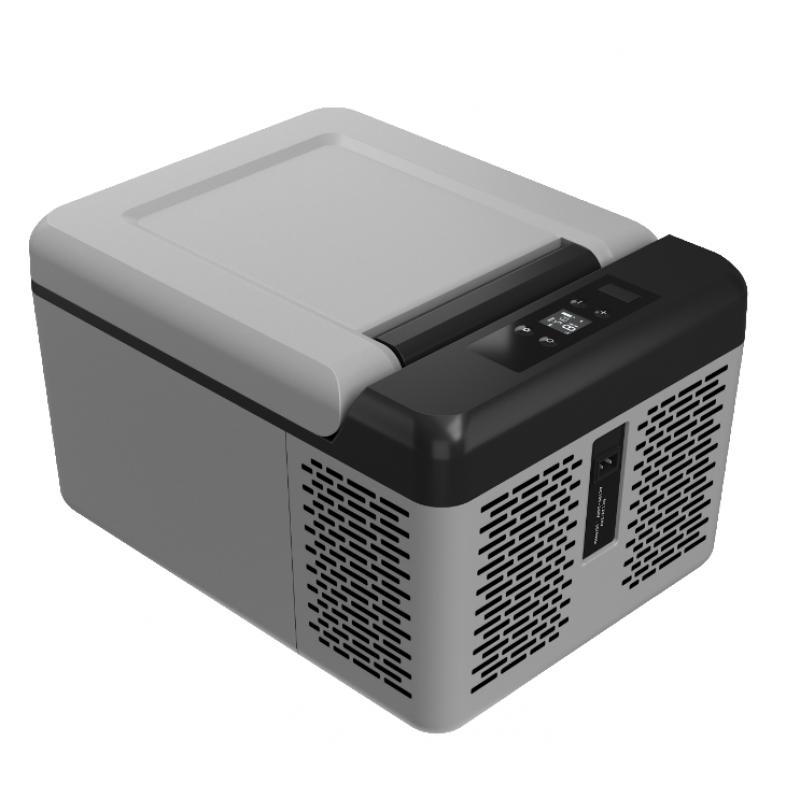 Kомпрессорный автохолодильник Alpicool C9 (12/24/110/220В) (+ Аккумулятор холода в подарок!).