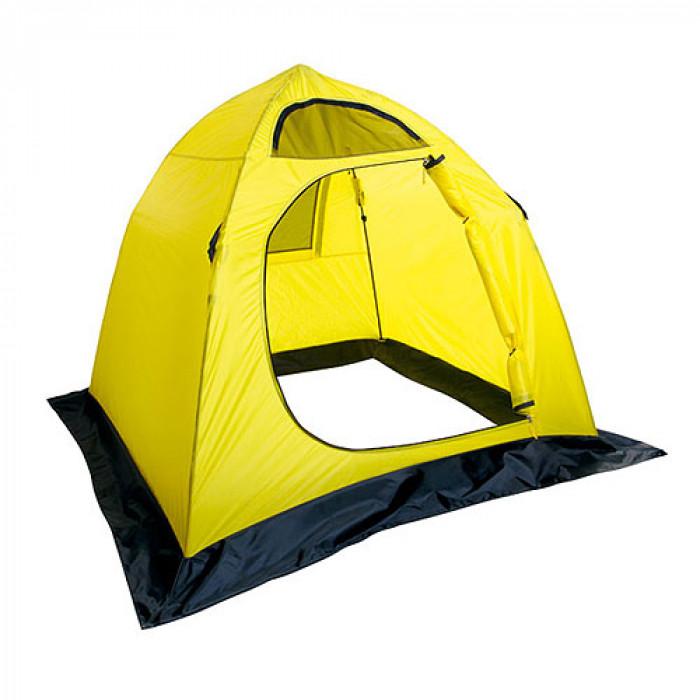 Палатка рыболовная зимняя Holiday EASY ICE 150х150 жел. надежное