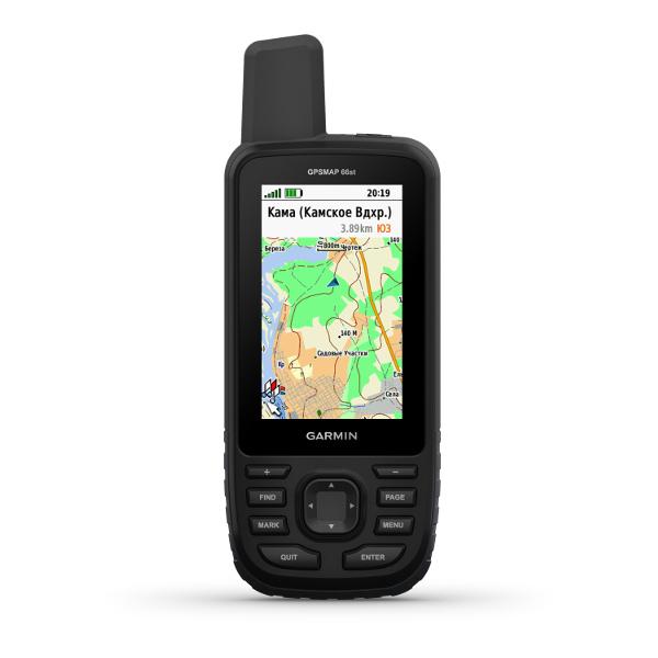 Garmin GPSMAP 66ST (Фирменная гарантия) навигатор garmin gpsmap 64st russia 010 01199 23