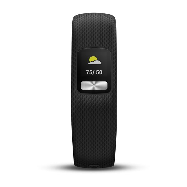 Трекер активности Garmin Vivofit 4 Black S/M garmin смарт часы vivofit slate hrm1