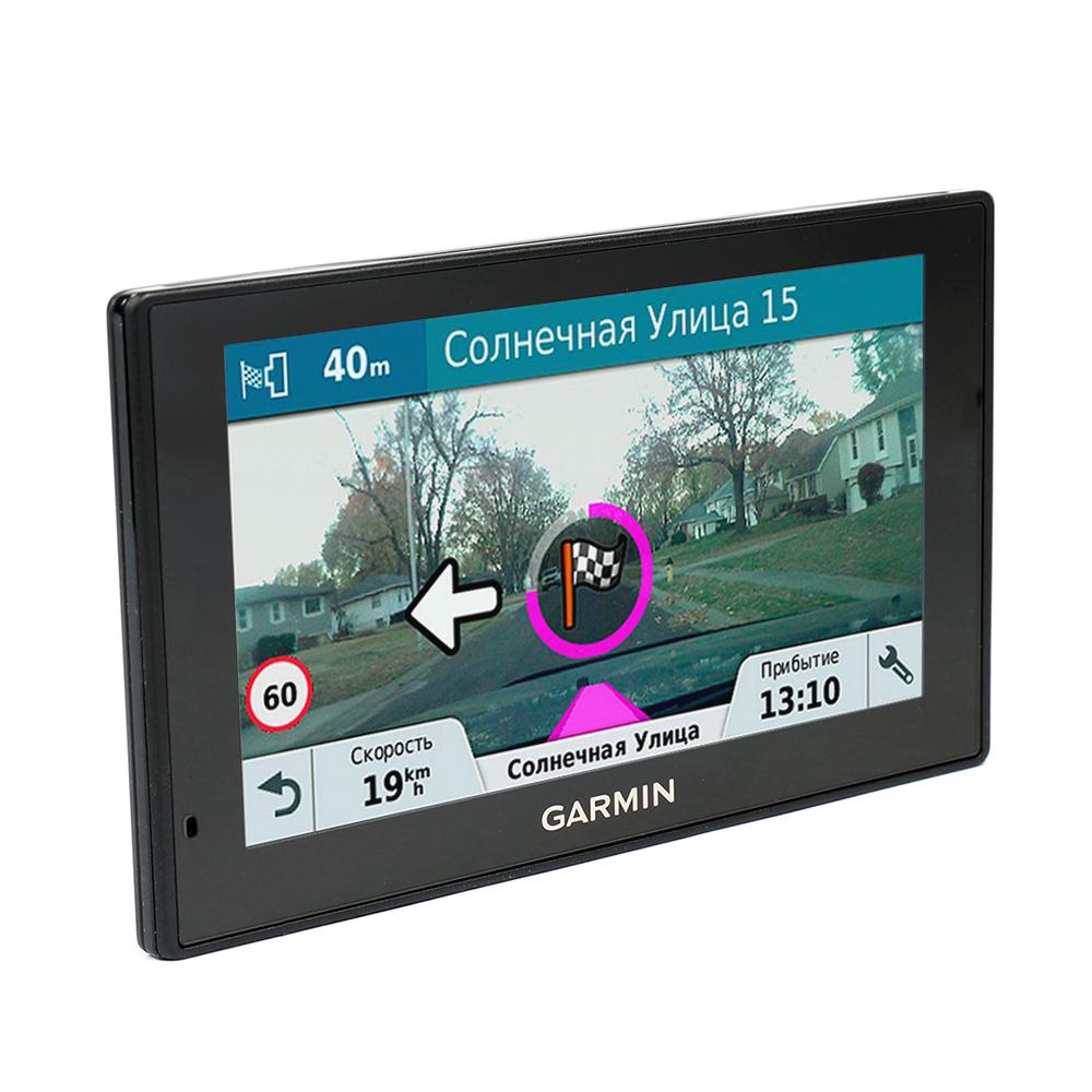GPS-навигатор Garmin DriveAssist 51 RUS LMT (Официальный дилер в России!) gps навигатор garmin etrex vista