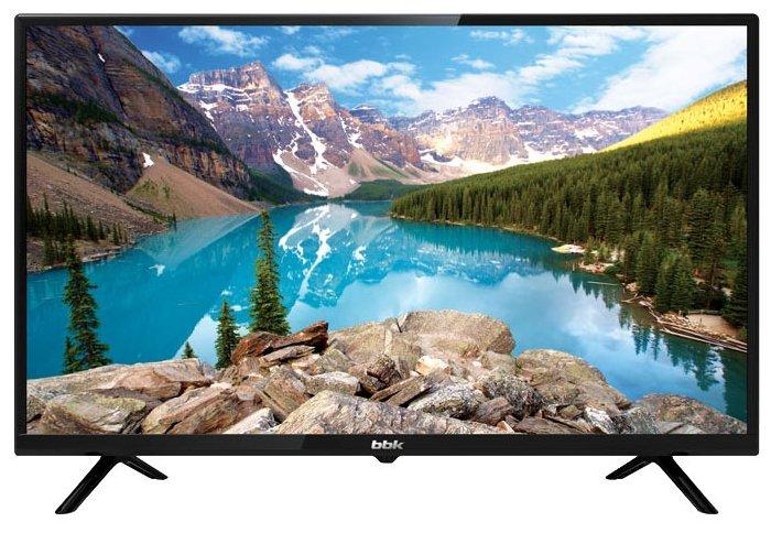 Телевизор LED 28 BBK 28LEM-1050/T2C черный HD Ready, 16:9, DVB-T2, USB, HDMI