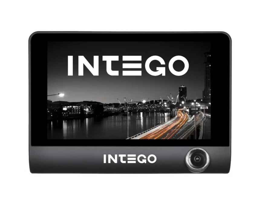 Видеорегистратор Intego VX-315DUAL видеорегистратор intego blaster 2 0