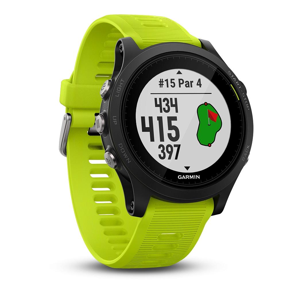 Garmin Forerunner 935 с пульсометром HRM-Tri мужские часы garmin forerunner 910xt hrm