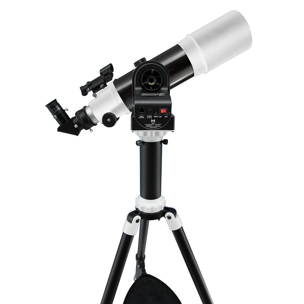 Телескоп Sky-Watcher 102S AZ-GTe SynScan GOTO (+ Книга знаний «Космос. Непустая пустота» в подарок!)
