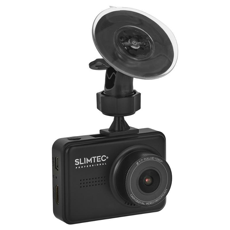 Видеорегистратор Slimtec Alpha WiFi (+ Разветвитель в подарок!)