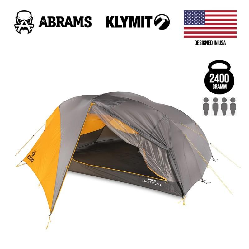 Палатка трекинговая Klymit Maxfield 4