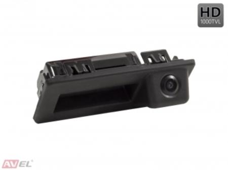 CCD HD штатная камера заднего вида AVS327CPR (#185) для автомобилей AUDI/ SKODA/ VOLKSWAGEN