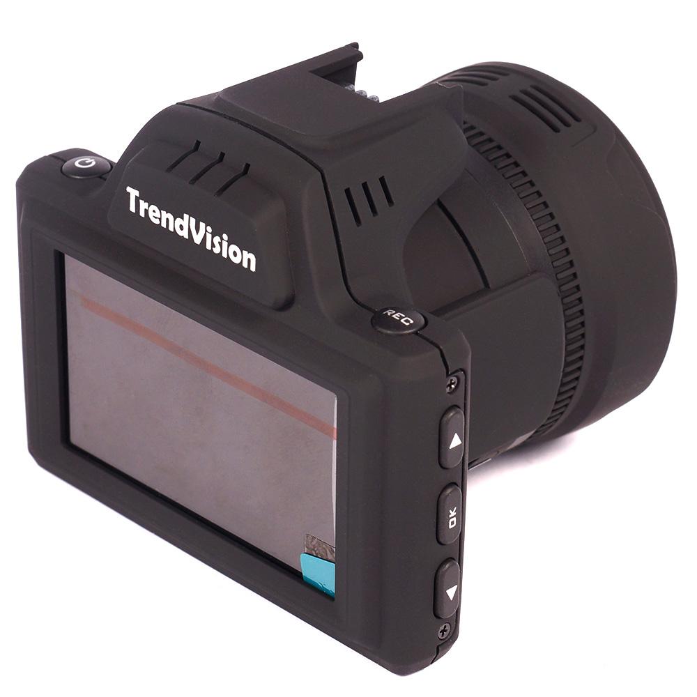 Видеорегистратор с радар-детектором TrendVision COMBO (+ Разветвитель в подарок!)