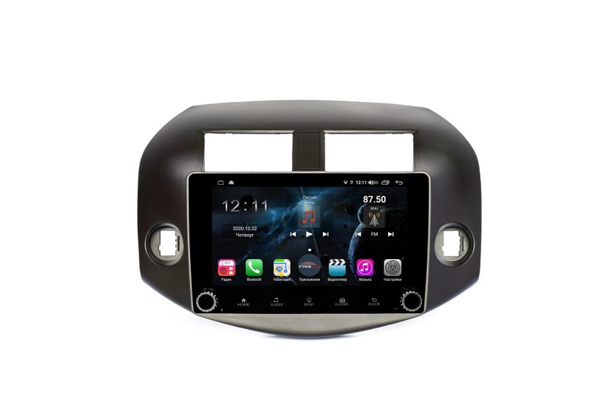 Штатная магнитола FarCar s400 для Toyota RAV-4 на Android (H018RB) (+ Камера заднего вида в подарок!)