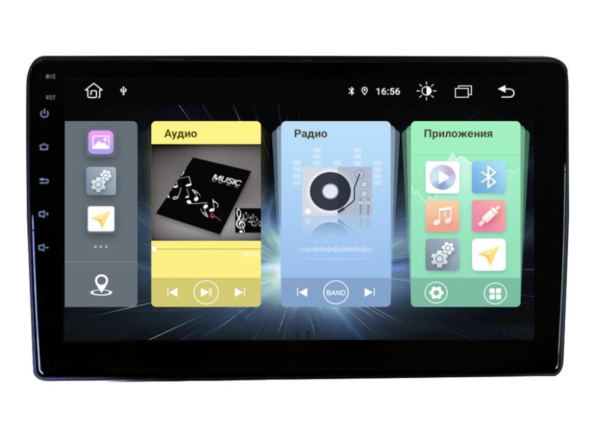 Головное устройство vomi FX418R9-MTK-LTE для Kia Sorento XM 2012-2021 (+ Камера заднего вида в подарок!)