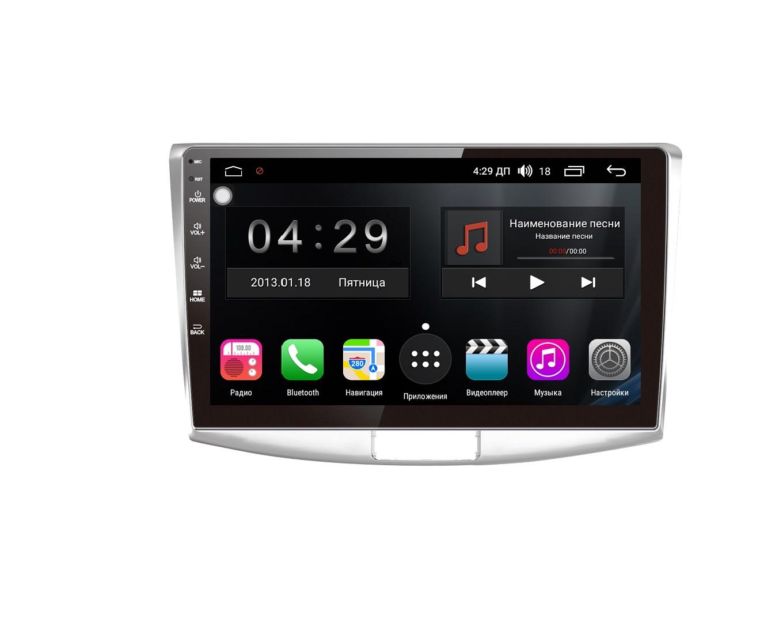 Штатная магнитола FarCar s300-SIM 4G для VW Passat на Android (RG493/909R) (+ Камера заднего вида в подарок!)