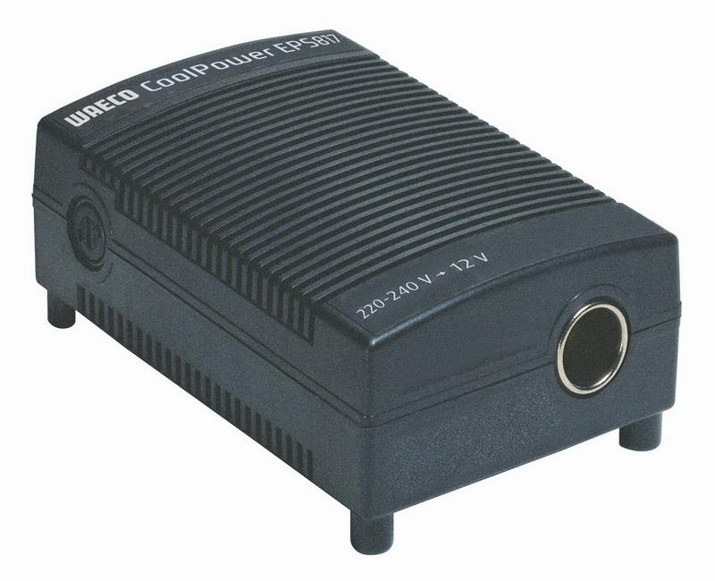Адаптер сетевой для холодильников Dometic CoolPower EPS817 (220>12В, 78Вт)