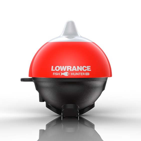 Портативный беспроводной эхолот Lowrance FishHunter 3D (+ Леска в подарок!)