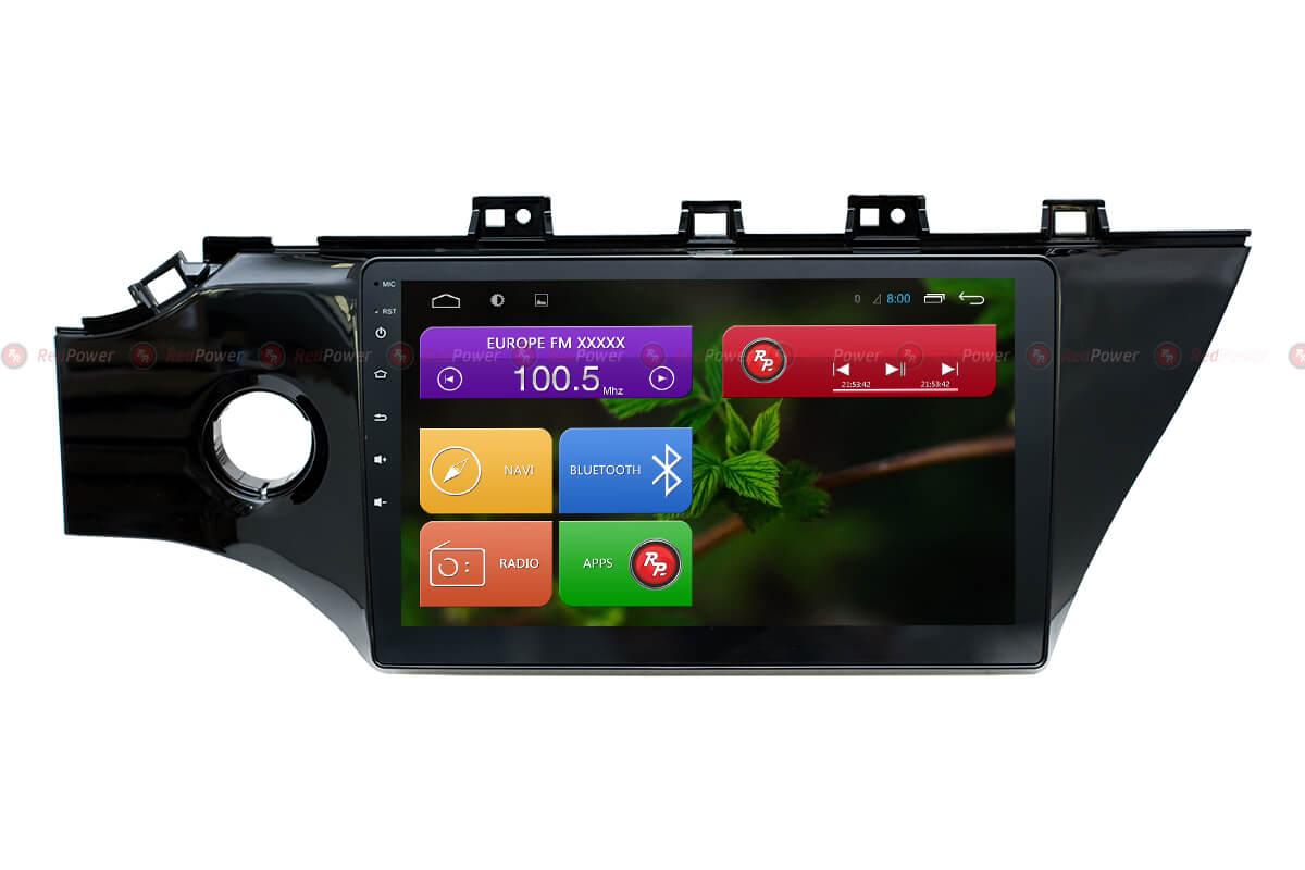Автомагнитола для KIA Rio Redpower 31206 IPS DSP ANDROID 7 цены онлайн