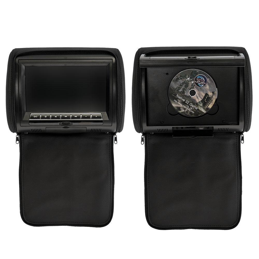 Фото - Автомобильный монитор Ergo ER900HD (+ Салфетки из микрофибры в подарок) кеды мужские vans ua sk8 mid цвет белый va3wm3vp3 размер 9 5 43