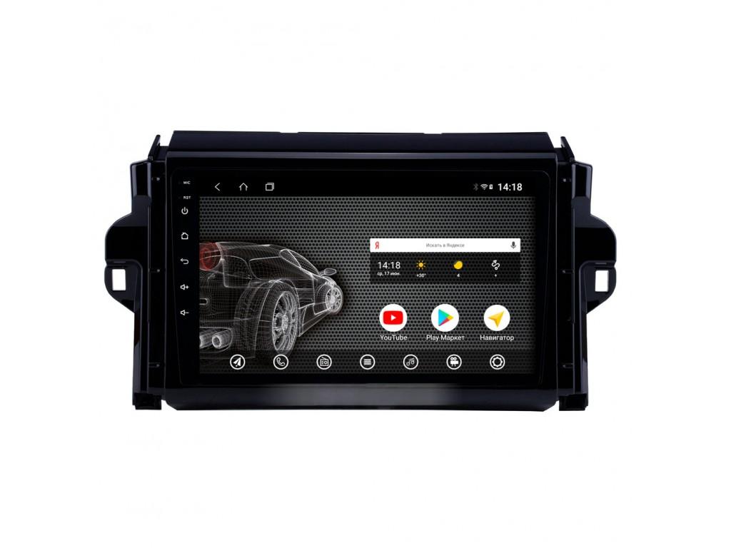 Головное устройство vomi ST2842-T3 для Toyota Fortuner 2015+ (+ Камера заднего вида в подарок!)