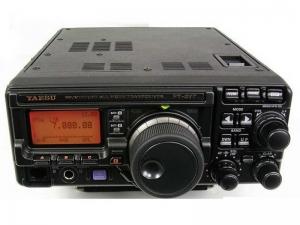 Мобильная радиостанция Yaesu FT-897D 2018 version of yaesu ft 891 991 ft 817 ft 857d ft 897d special radio connector