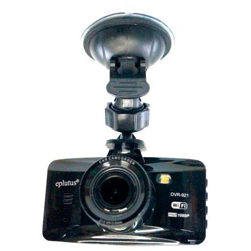 Eplutus DVR-921 с двумя камерами и Wi-Fi автомобильный видеорегистратор oem 6000c dvr 1080p 4 3 tft lcd g