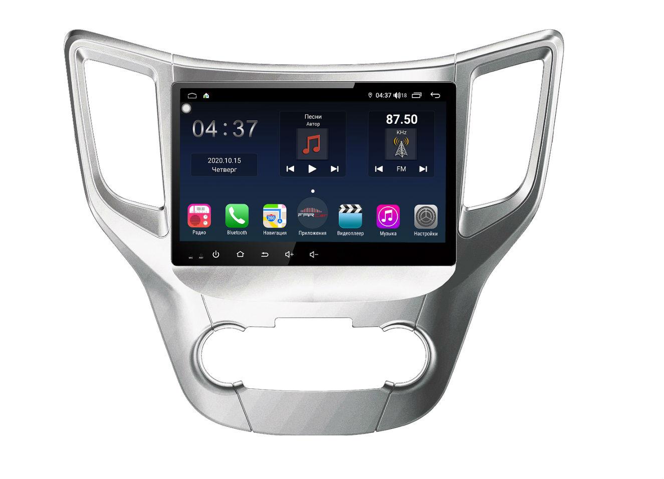 Штатная магнитола FarCar s400 для Changan на Android (TG1003R) (+ Камера заднего вида в подарок!)