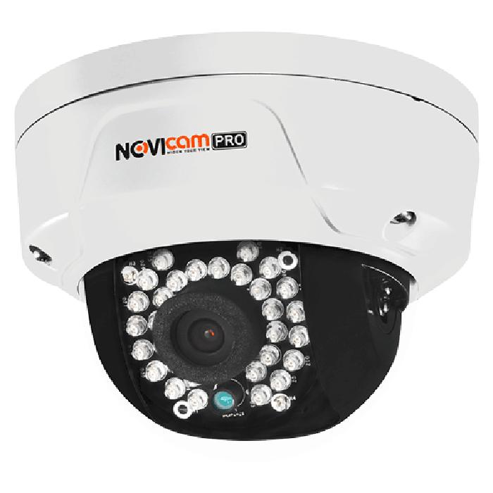 Купольная уличная IP видеокамера 2 Мп Novicam NC22VPR цена 2017