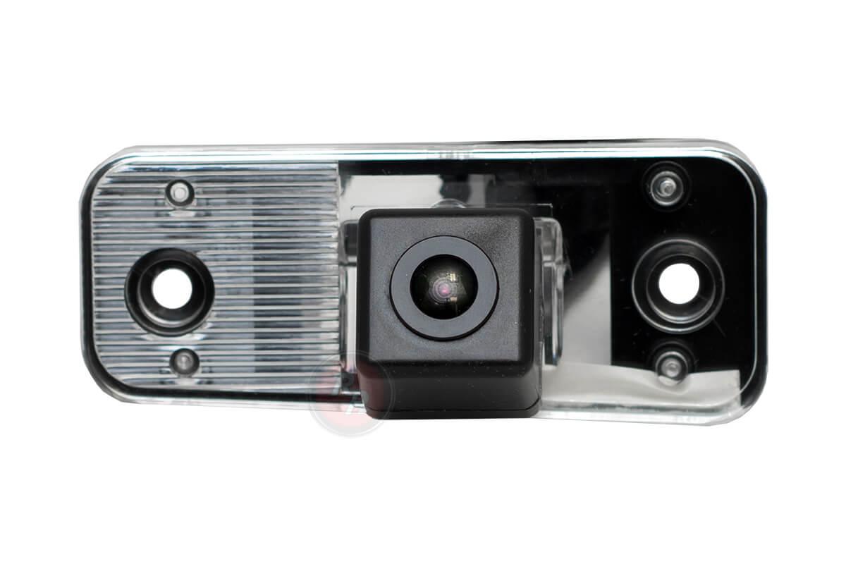 Штатная видеокамера парковки Redpower HYU116P Premium для Hyundai Santa Fe (2006-2012), Santa Fe (Classic ТаГаз) штатная видеокамера парковки redpower vw031 для volkswagen bora 2013 golf 7 2012 polo 2012