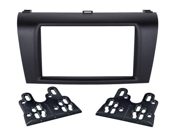 Переходная рамка Intro RMZ-N07 для Mazda 3 2DIN переходная рамка intro rho n07 для honda crv 07 11 2din