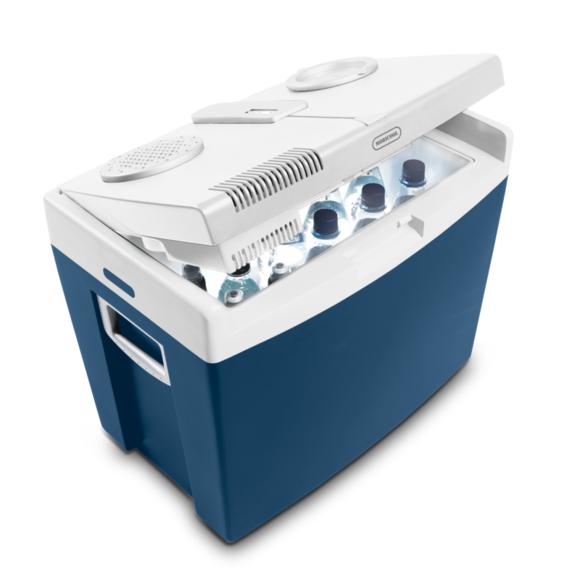 Термоэлектрический автохолодильник Mobicool MT35W AC/DC(охл/нагрев) (+ Аккумулятор холода в подарок!)