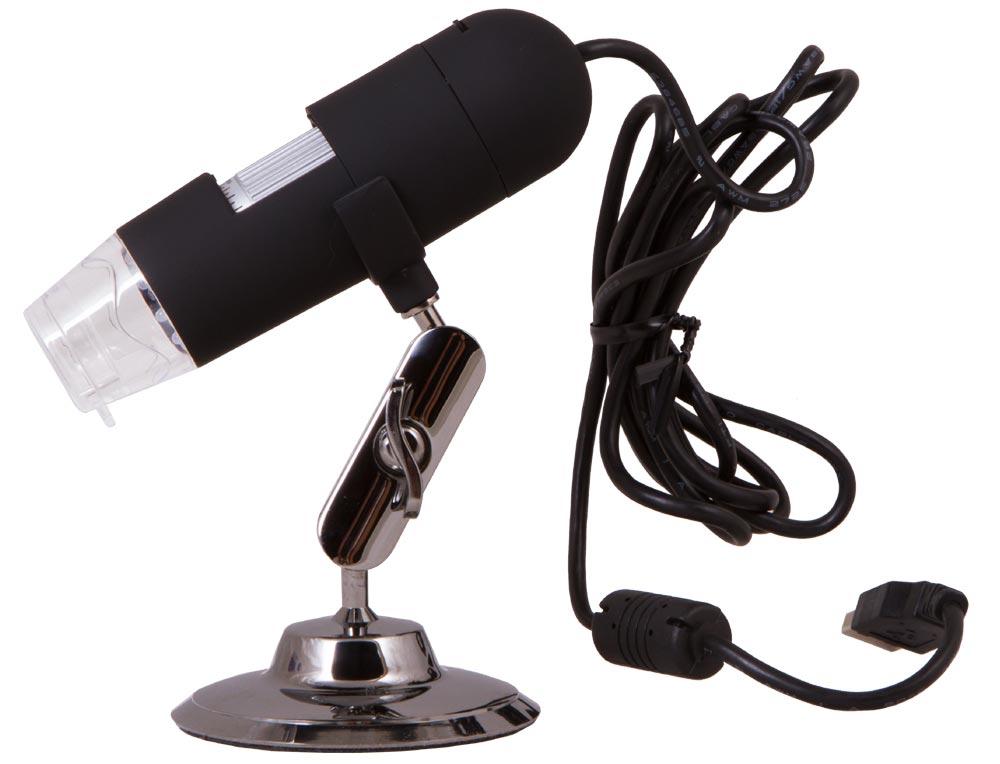Микроскоп цифровой Levenhuk DTX 30 (+ Книга знаний «Невидимый мир» в подарок!) цена