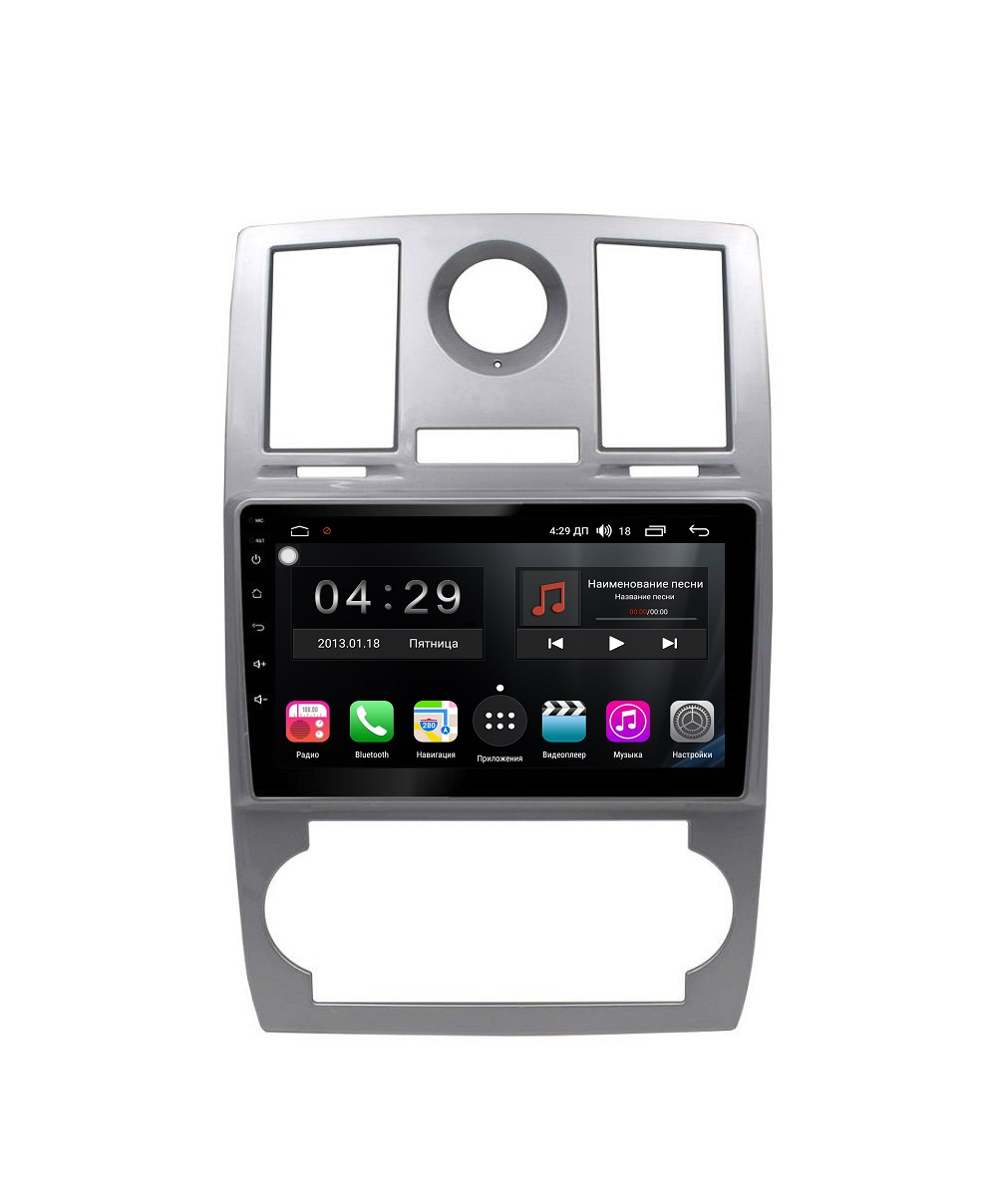 Штатная магнитола FarCar s300 для Chrysler 300CC на Android (RL206R) (+ Камера заднего вида в подарок!)