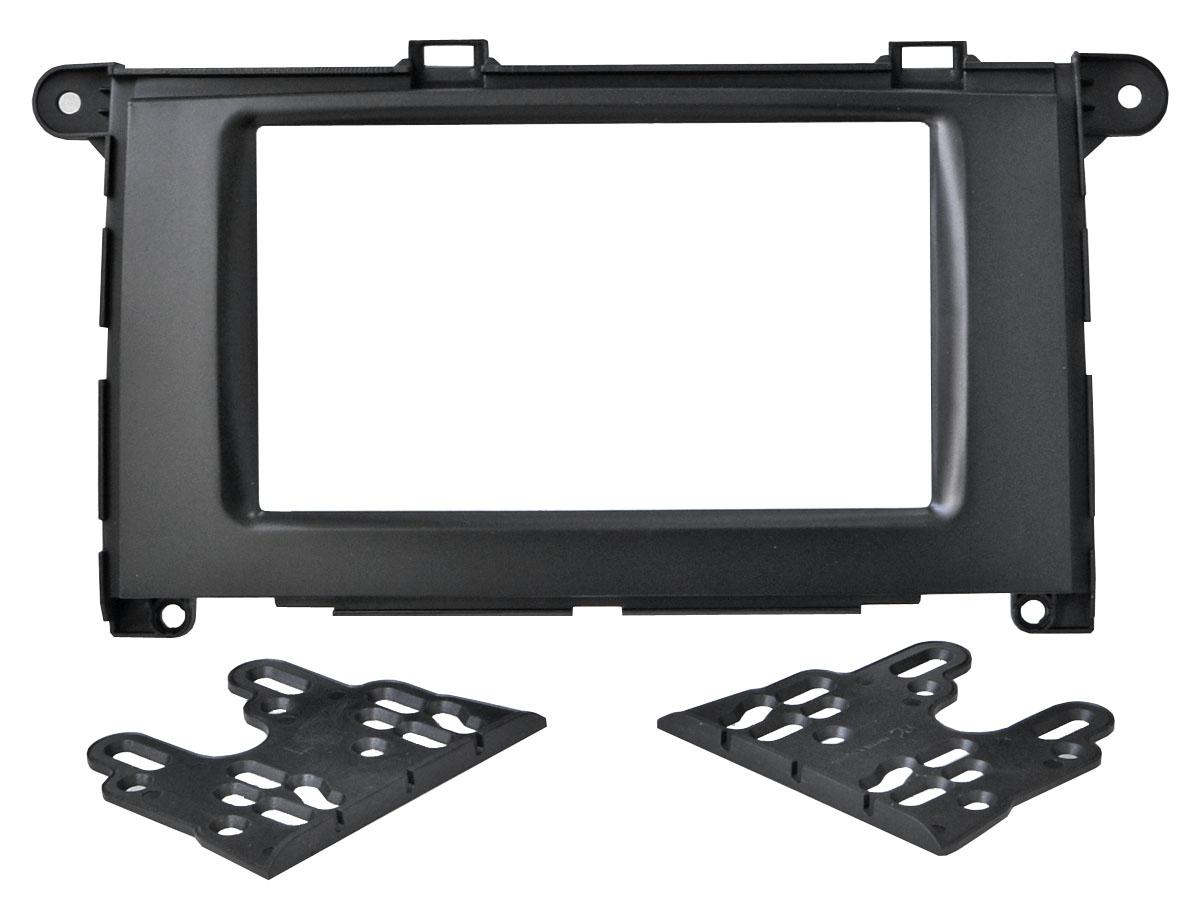 Переходная рамка Incar 95-8229A для Toyota Sienna 2DIN крепеж