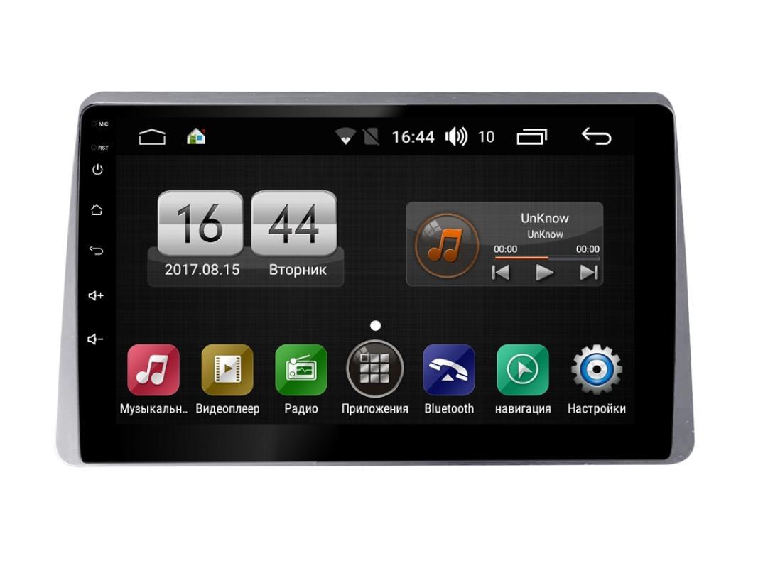 Штатная магнитола FarCar s195 для Renault Arkana на Android (LX1219R) (+ Камера заднего вида в подарок!)