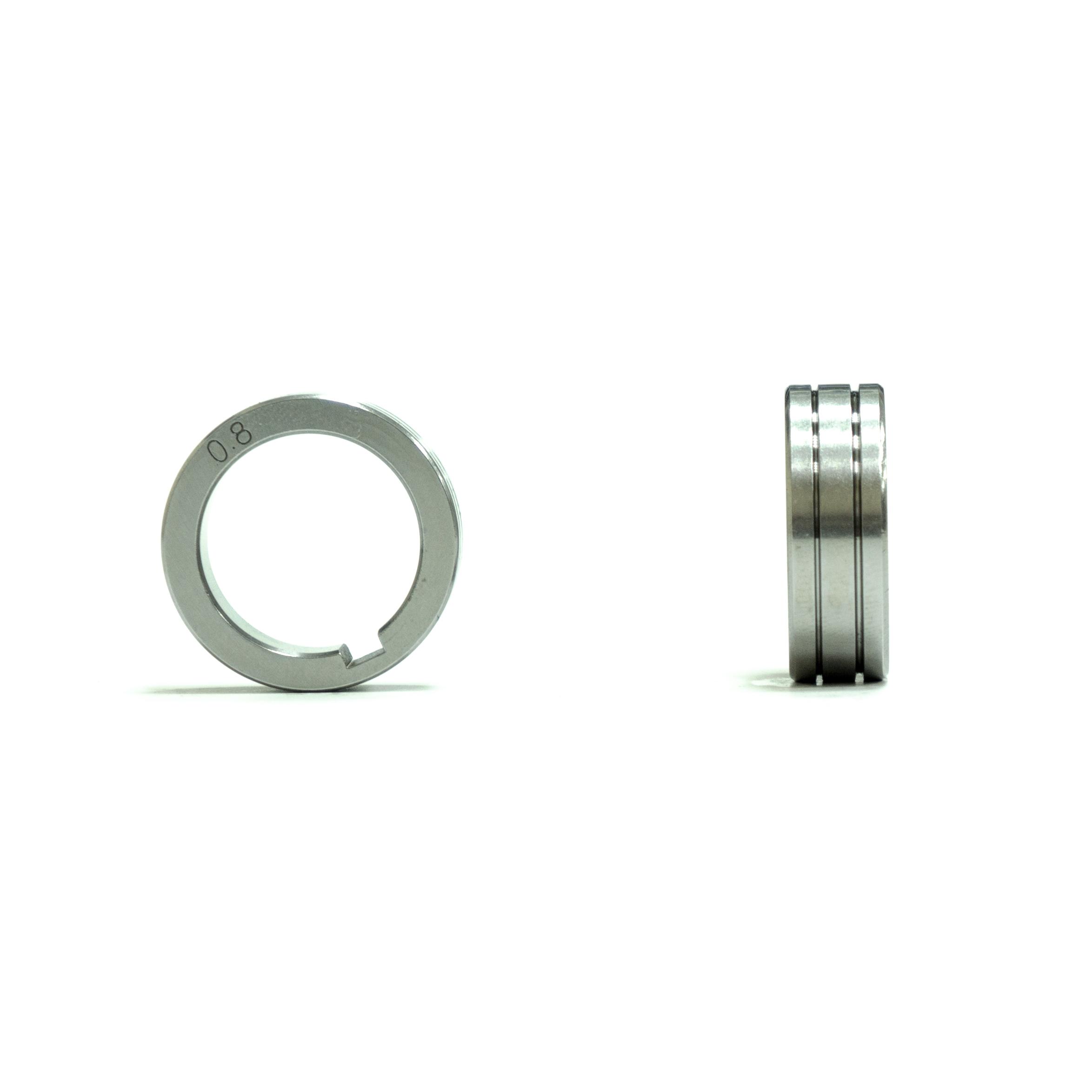 Ролик сталь 0.6-0.8мм /SPEEDWAY 200-250-300 OVERMAN 160-180-200-250-250/3