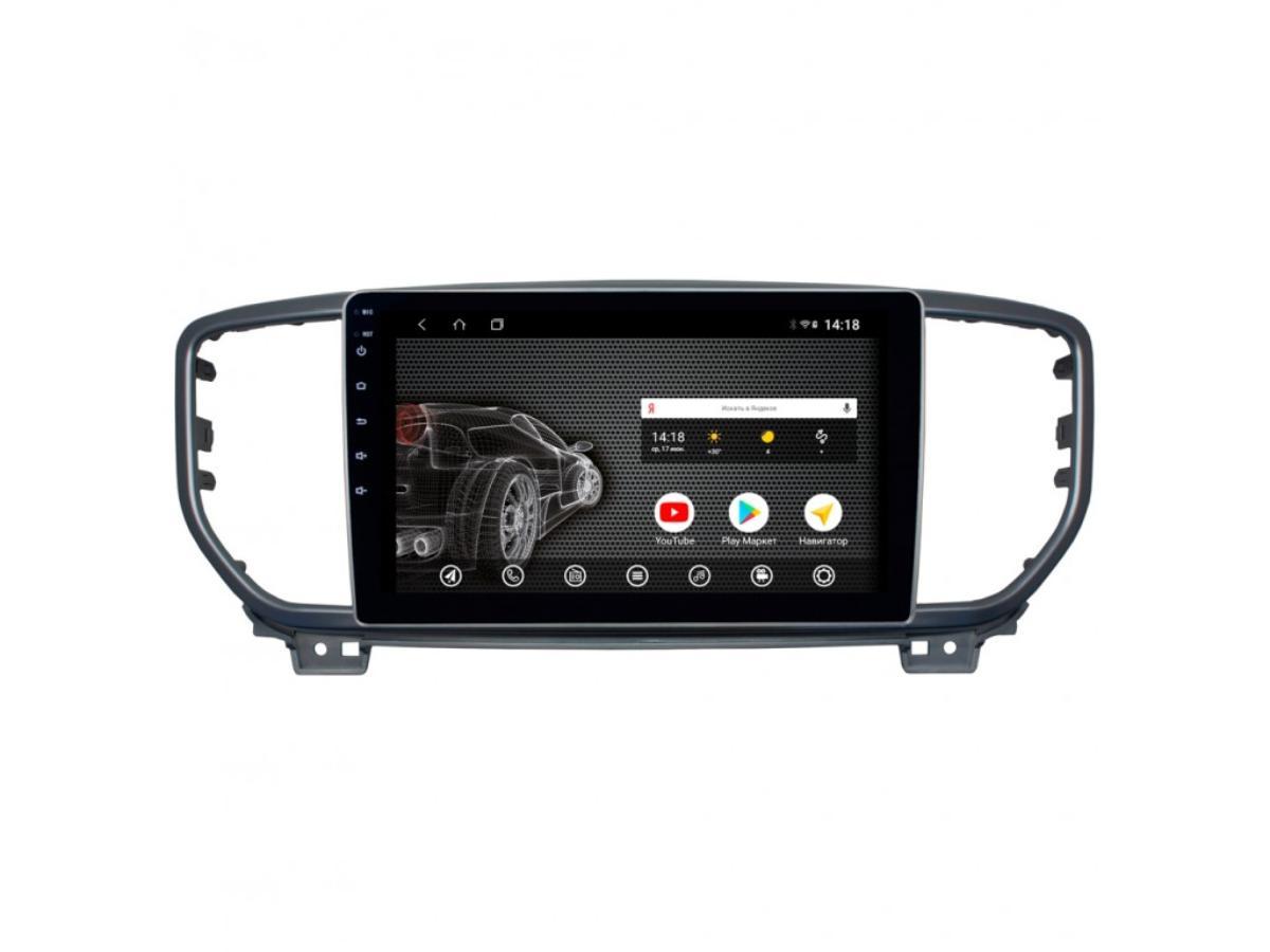 Головное устройство vomi ST2752-T3 для Kia Sportage 2019+ (+ Камера заднего вида в подарок!)
