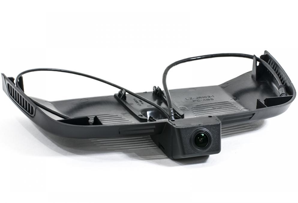 Штатный двухканальный автомобильный Ultra HD (1296P) видеорегистратор с GPS AVS400DVR (#117) для MERCEDES-BENZ (+ Разветвитель в подарок!)