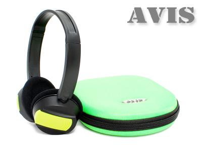 Беспроводные ИК наушники AVIS AVS002KIDS (двухканальные) беспроводные ик наушники avis avs004hp одноканальные