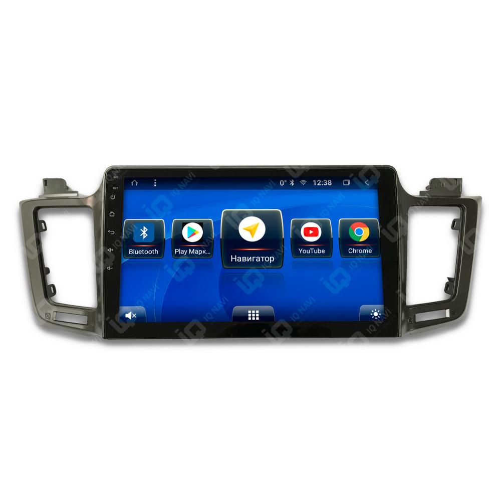 Автомагнитола IQ NAVI T58-2914CFHD Toyota RAV4 (CA40) (2013+) 10,1 (+ Камера заднего вида в подарок!)