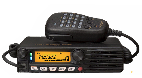 Автомобильная цифровая рация Yaesu FTM-3200DR автомобильная рация megajet 3031m