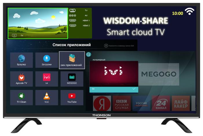Телевизор THOMSON T28RTL5240 цена