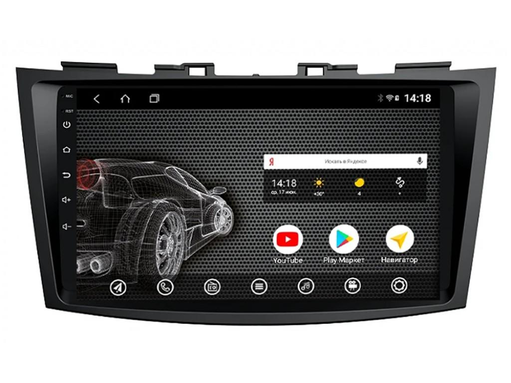 Головное устройство vomi ST463R9-T3 для Suzuki Swift 4 06.2010-05.2015 (+ Камера заднего вида в подарок!)