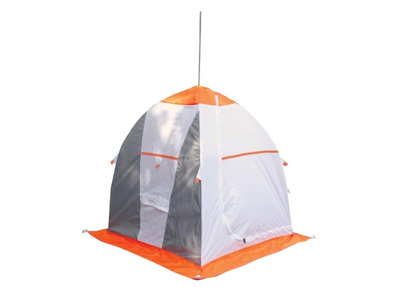 Нельма-3 Люкс палатка для зимней рыбалки палатка нельма куб 1 улов