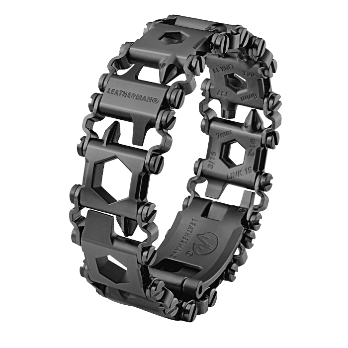 Мультитул браслет Leatherman Tread LT Black браслет leatherman tread black 832324