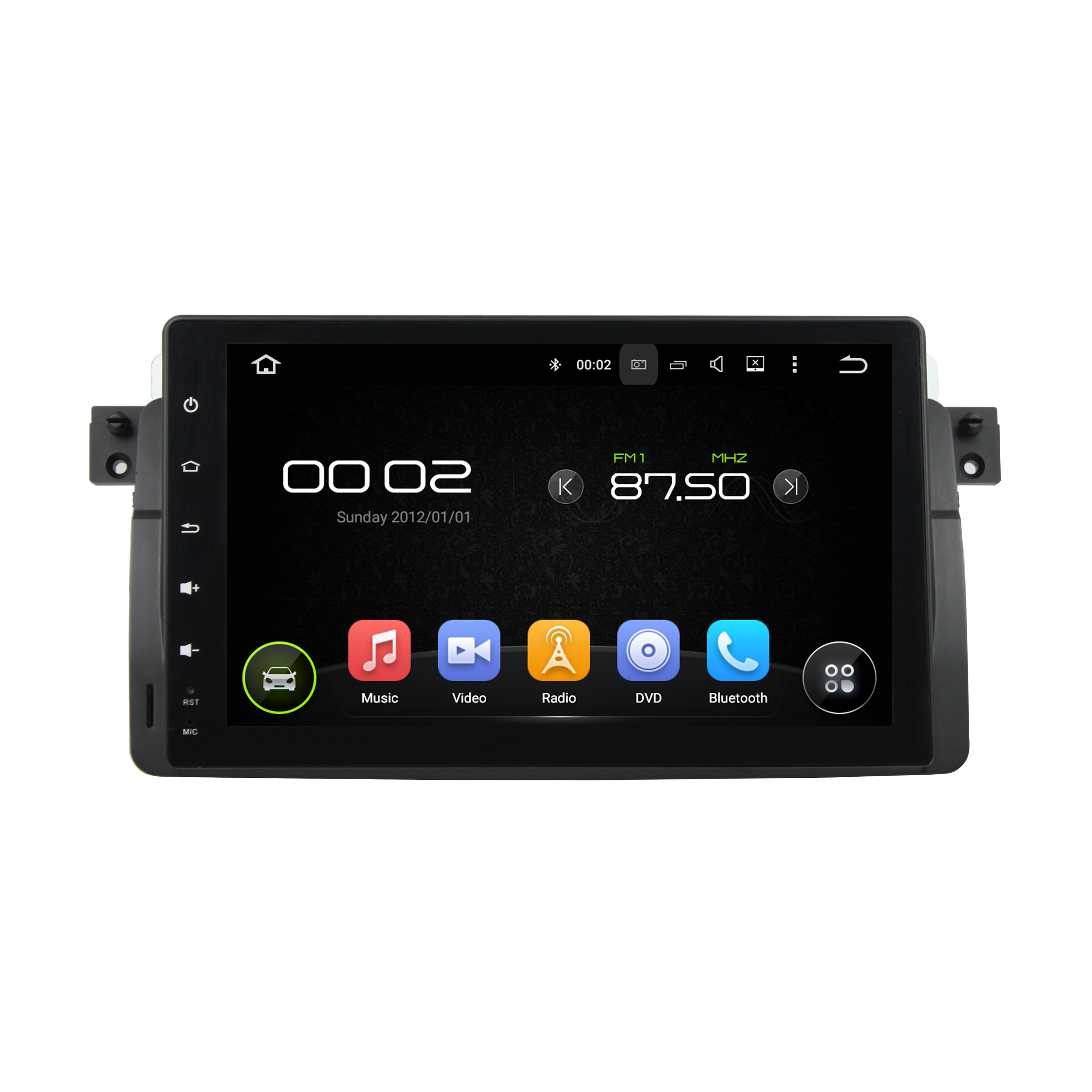 Штатная магнитола CARMEDIA KDO-9506 DVD BMW 3 серия 1998-2006 (E46), M3 xtool iobd2 diagnostic tool for bmw for iphone ipad iobd2 code scanner by bluetooth support obdii eobd protocol car diagnose