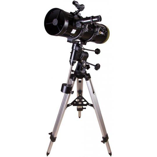 Телескоп Bresser National Geographic 130/650 EQ (+ Книга знаний «Космос. Непустая пустота» в подарок!) стоимость