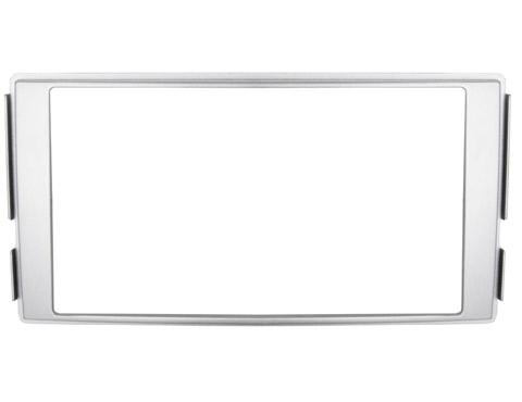 Переходная рамка Intro RHY-N04 для Hyundai Santa Fe 06-12 2DIN Silver модуль дистанционного управления люком с ключа корея для санта фе 4 hyundai santa fe 2018 2019