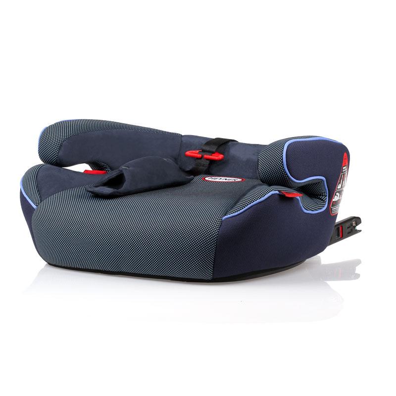 Фото - Автокресло-бустер HEYNER SafeUp FIX XL Синий (+ Солнцезащитные шторки в подарок!) автокресло бустер heyner safeup fix xl черный солнцезащитные шторки в подарок