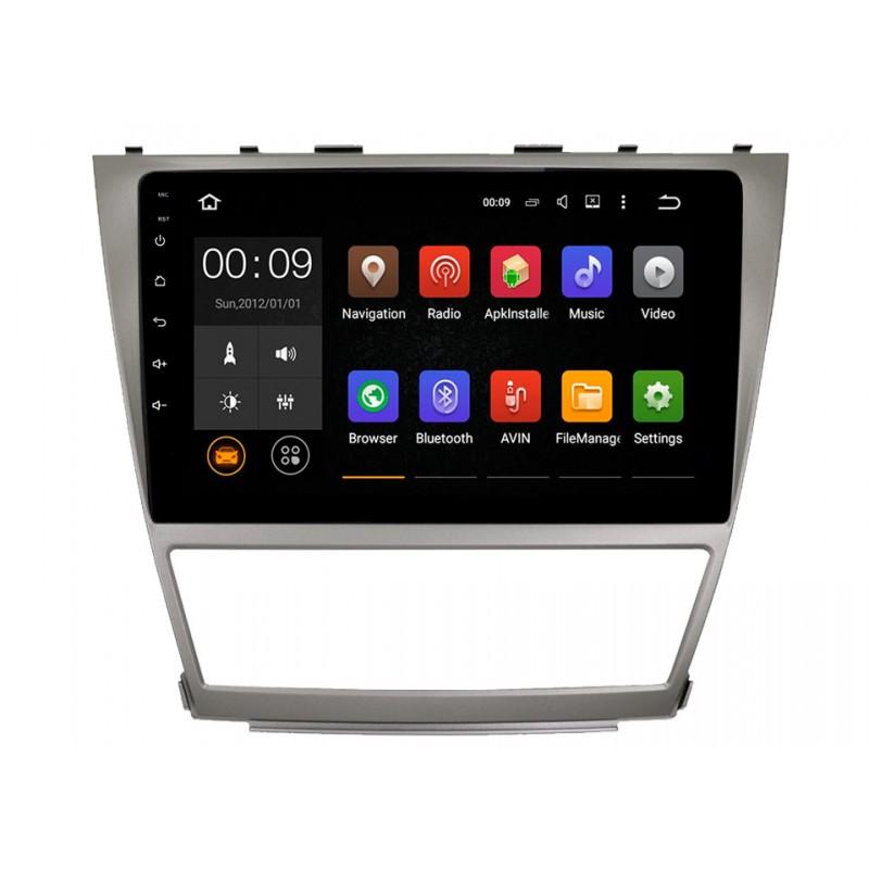 Штатная магнитола Roximo 4G RX-1108 для Toyota Camry v40 (Android 6.0)Roximo<br>Магнитола со встроенным модулем 4G и WiFi . Современный восьмиядерный процессор Octa Core,ARM A53,@1.5GHz и 2Гб оперативной памяти обеспечат надежную работу устройства и установленных приложений.  Дисплей по технологии IPS, FM-Тюнер с RDS, Bluetooth.